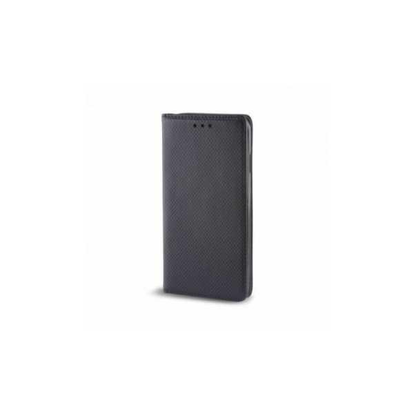 Brieftaschenetui Flip magnet auf  HTC Desire 12 Plus  Schwarz