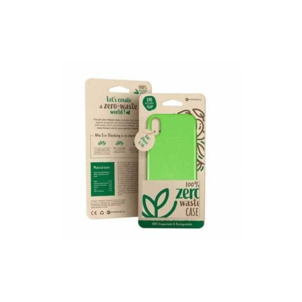 Biodegradable mobile case FORCELL BIO for Apple iPhone 11  Green